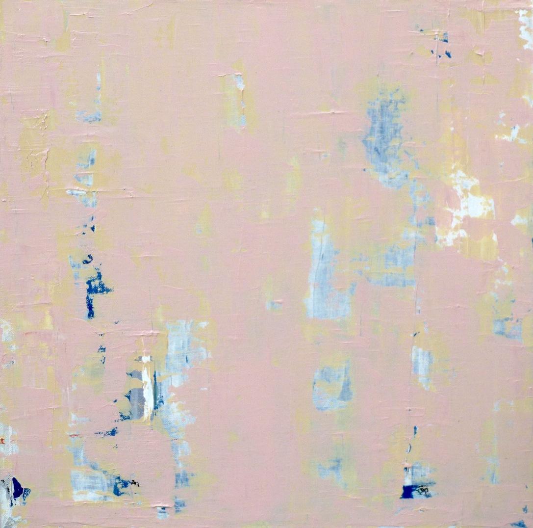Blushing Pinks 1 20x20