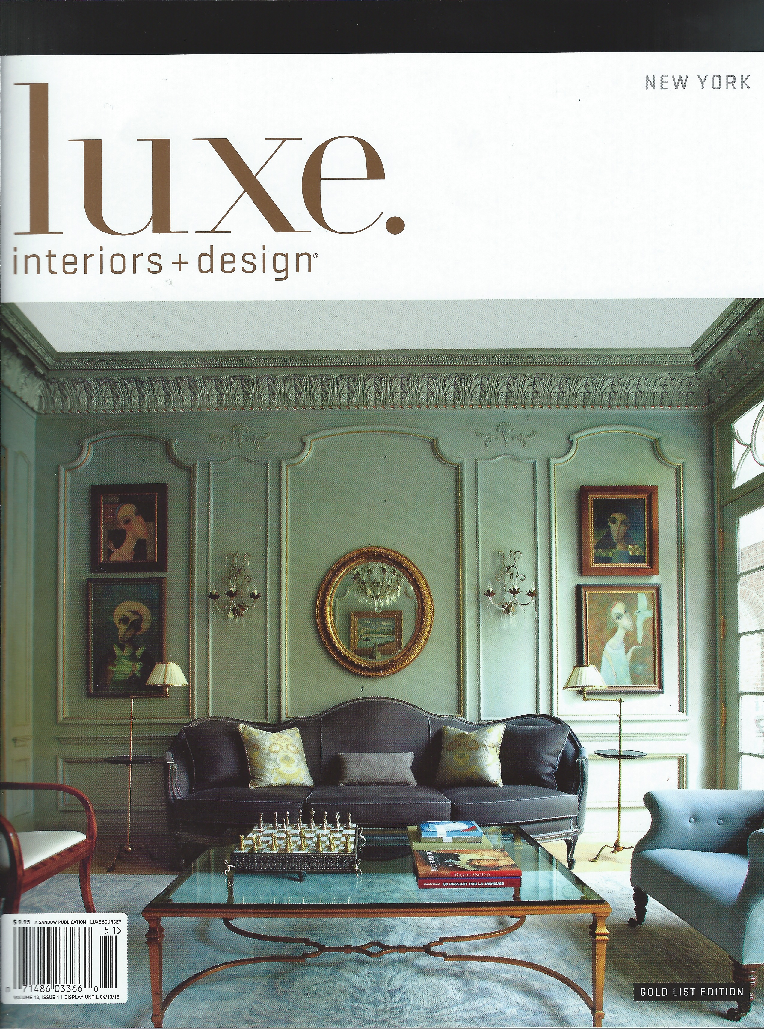 scan - Luxe Interiors And Design Magazine