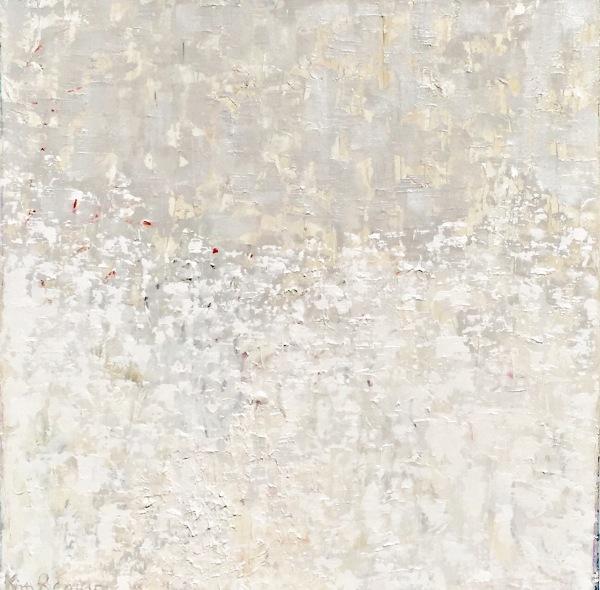 Soft Snowy Twilight  36x36