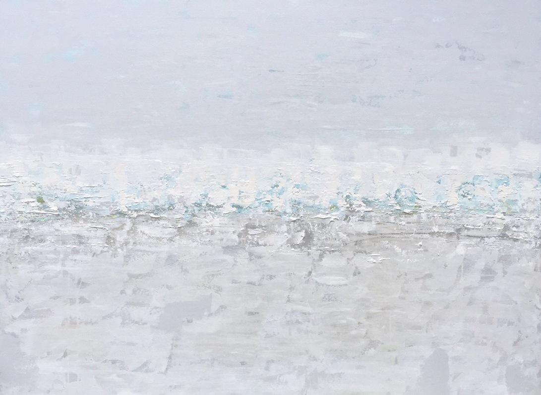 Shimmering Seas 36x48