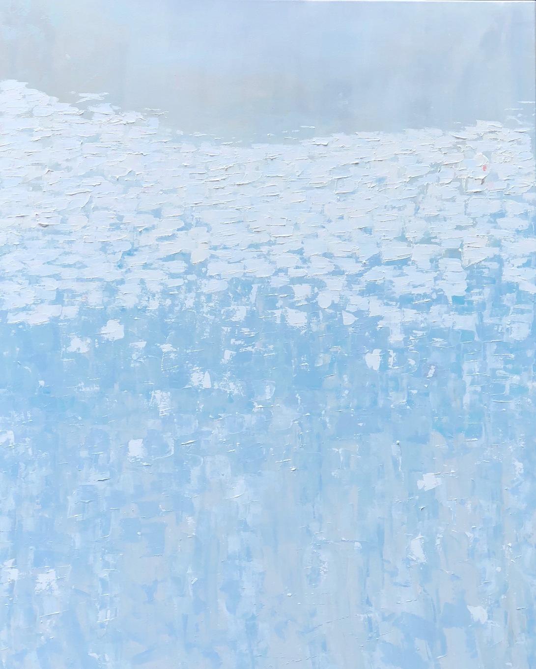 Whaite Waves 60x48.JPG